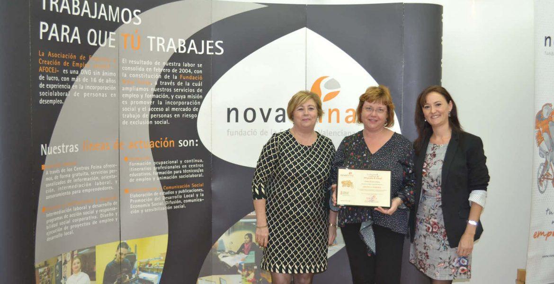 Nova Feina premia a Grupo Parisien RSC