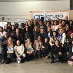 Equipo Parisien en I Encuentro Año Nuevo