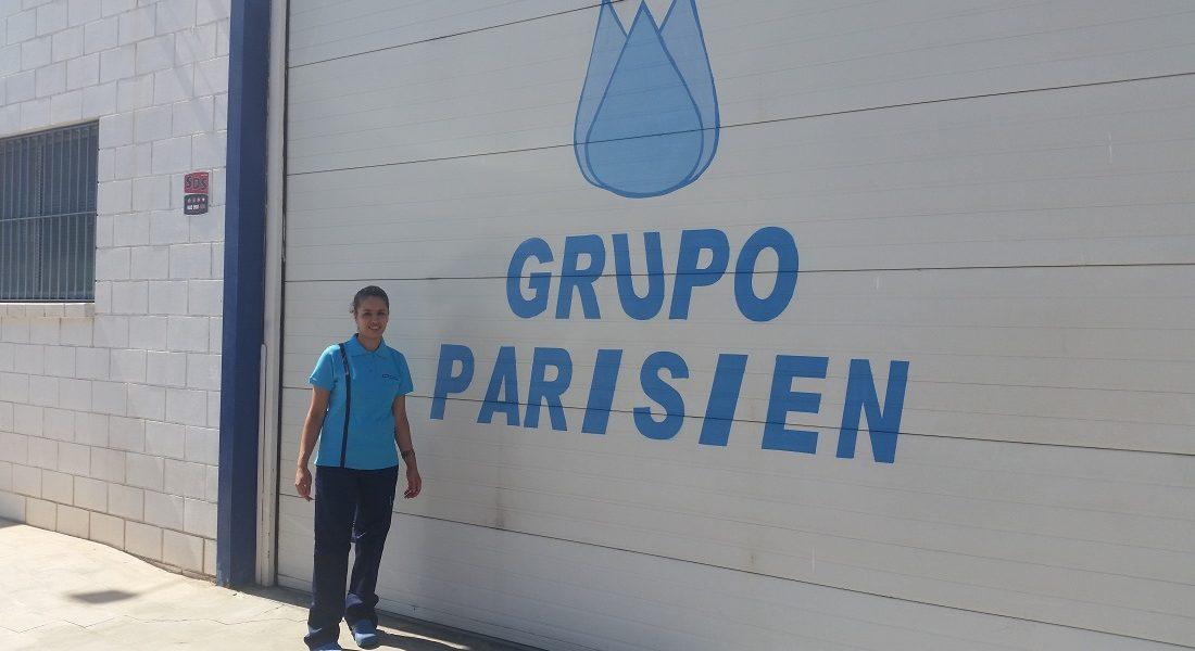 Fachada Grupo Parisien