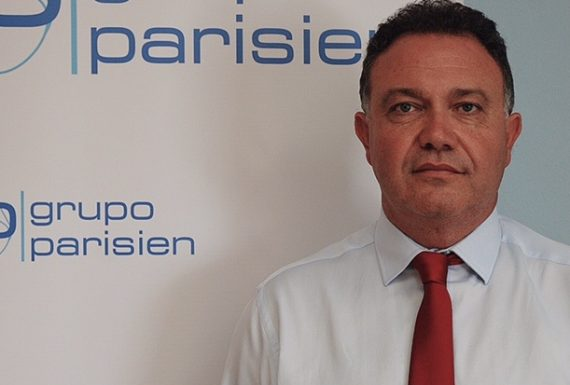 Eduardo Corredor, socio gerente de Grupo Parisien