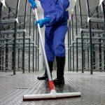 Servicios de Limpieza Industrial en Naves Grupo Parisien