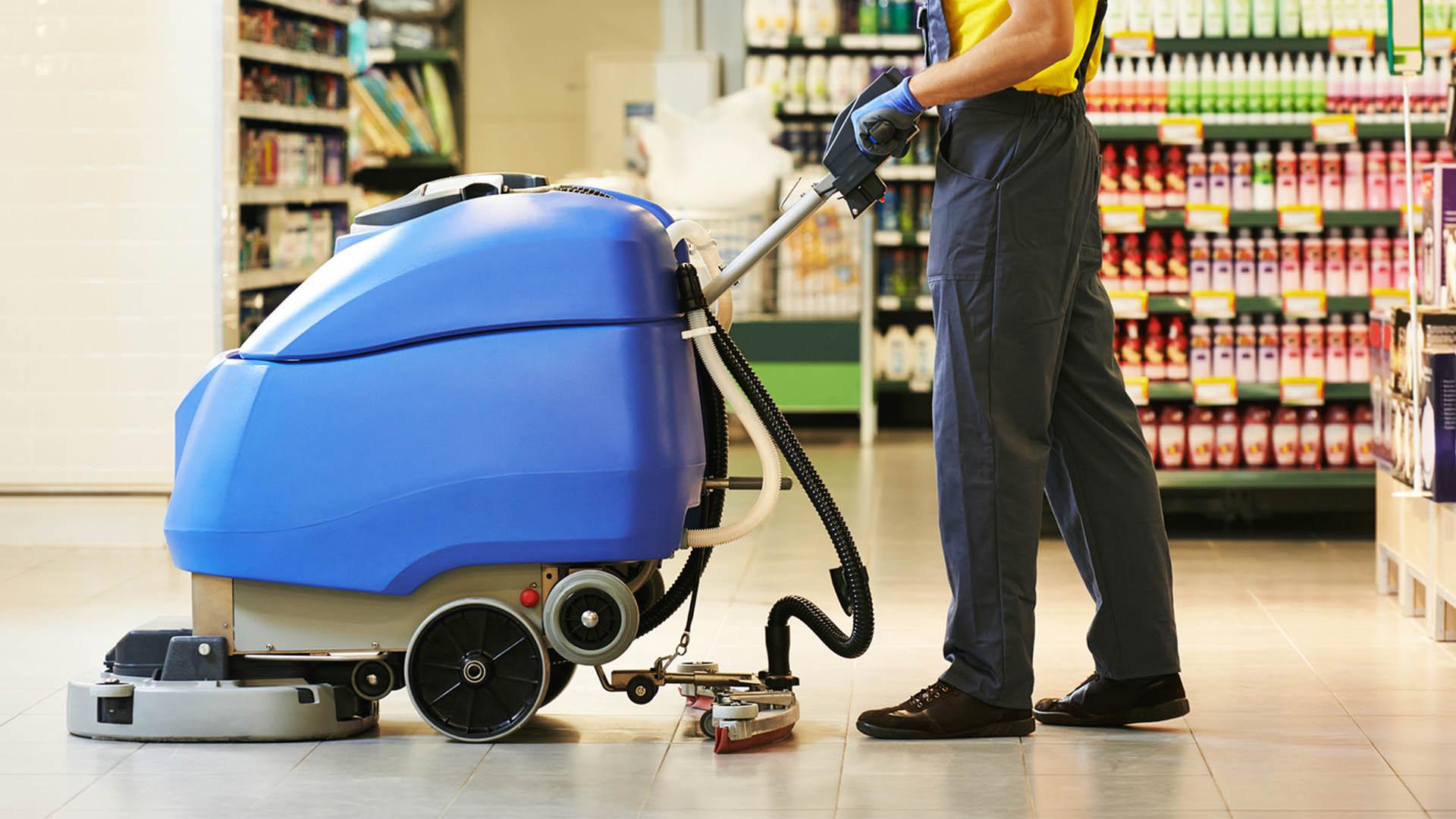 Desinfección e higienización de instalaciones Supermercados Grupo Parisien