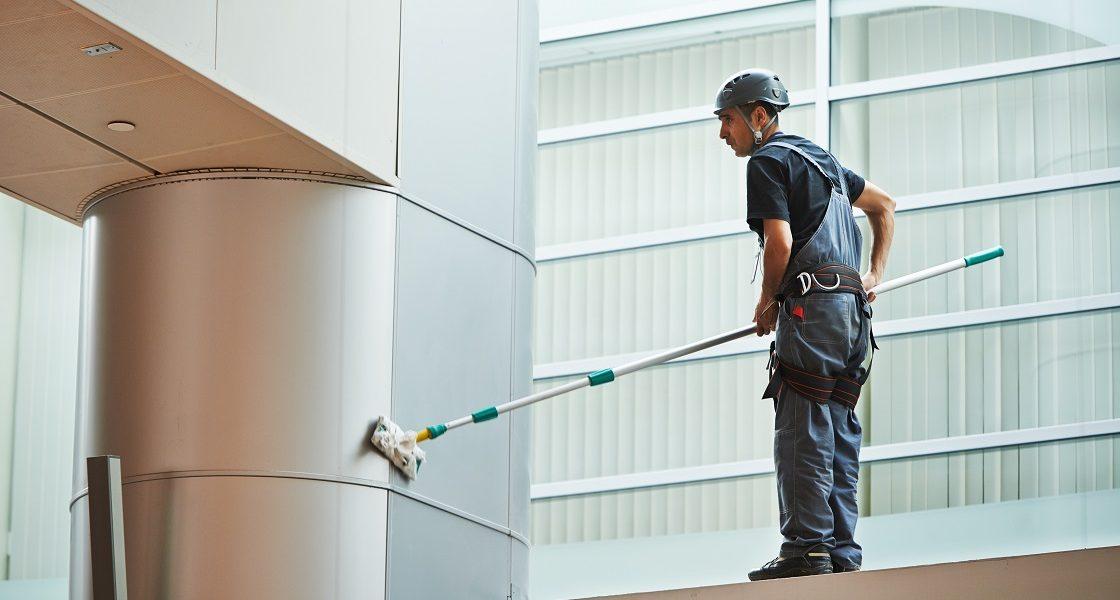 Servicio de Limpieza Fachadas Techos Oficinas Industria