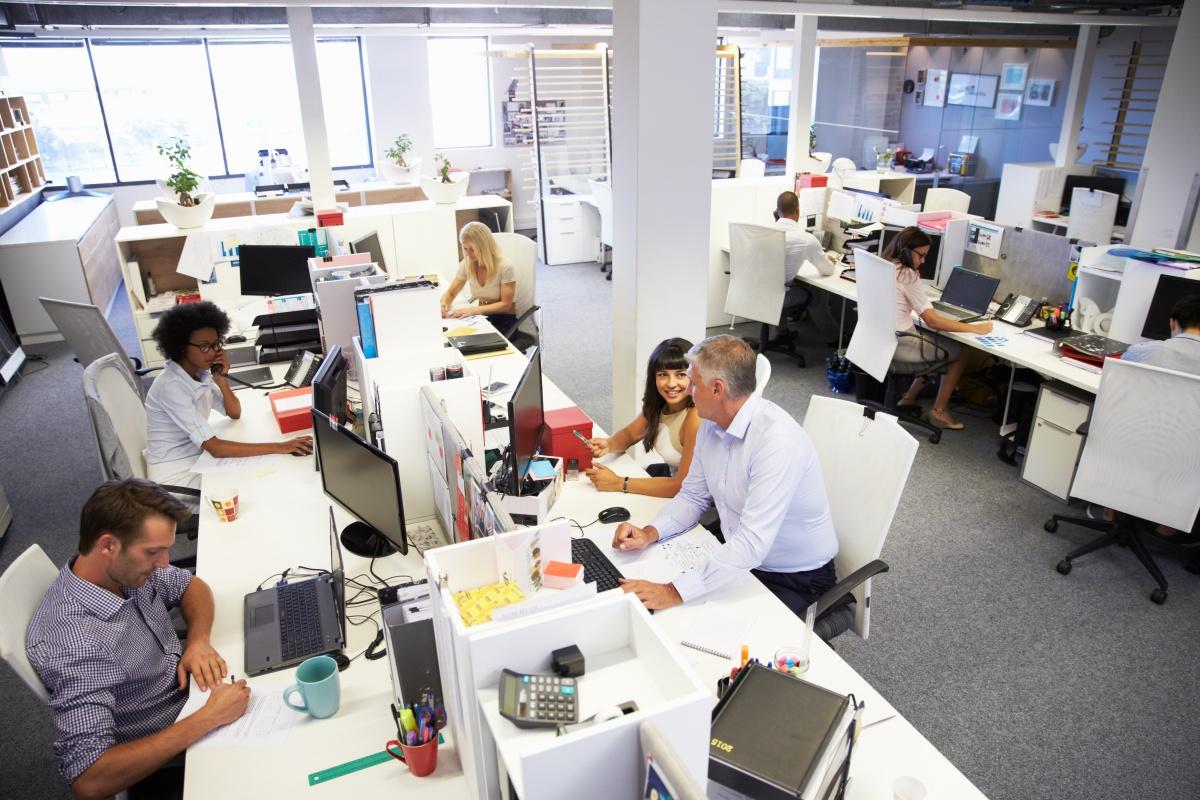Grupo Parisien explica estudio sobre limpieza en oficinas