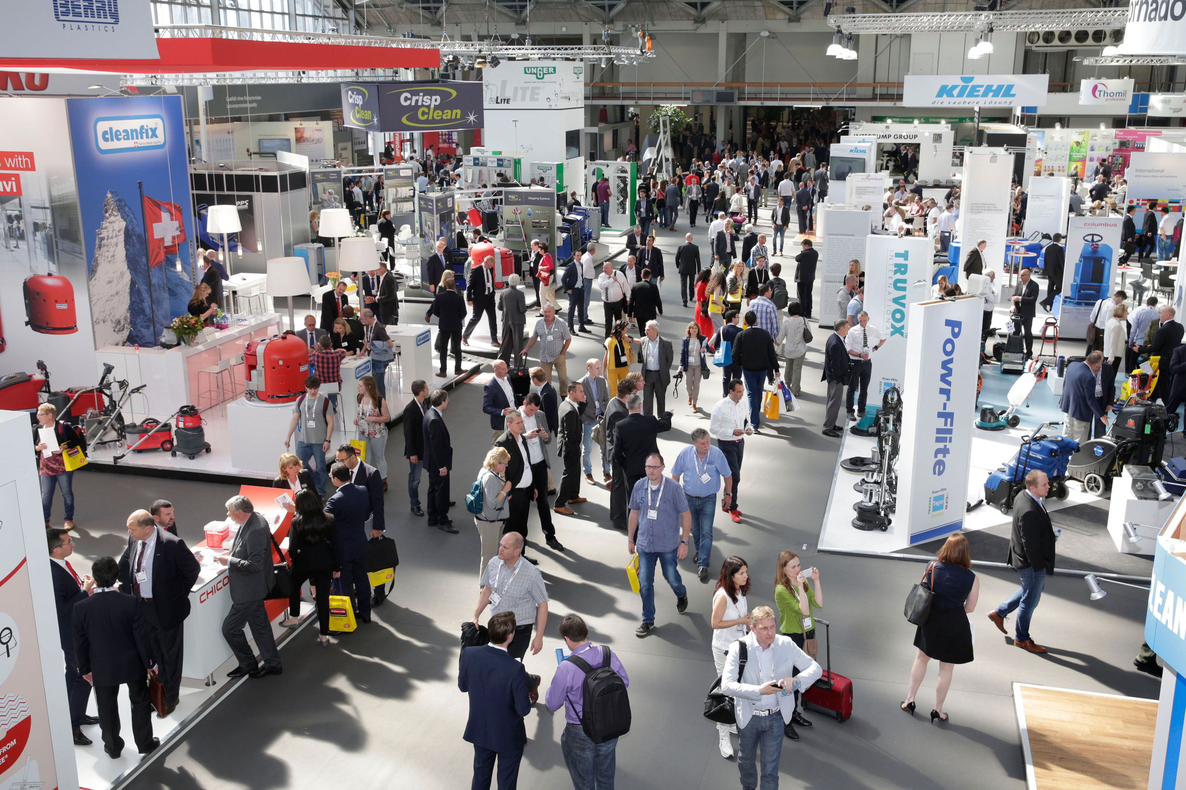 ISSA Interclean Amsterdam 2016