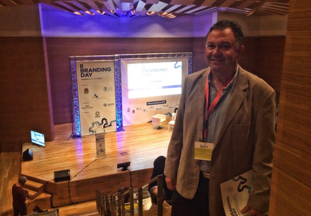 Eduardo Corredor en Branding Day SER Empresarios