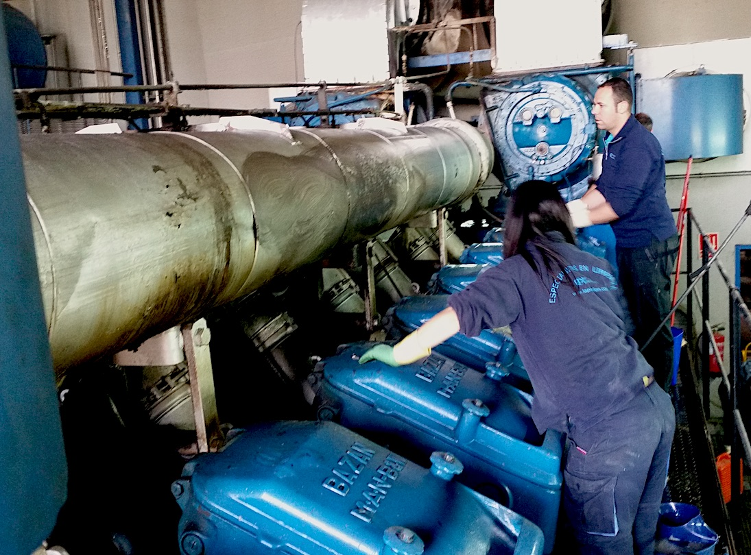 Limpieza e higiene industrial