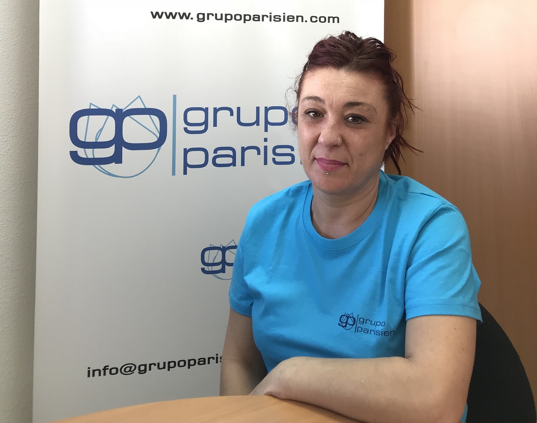 Empleado Grupo Parisien