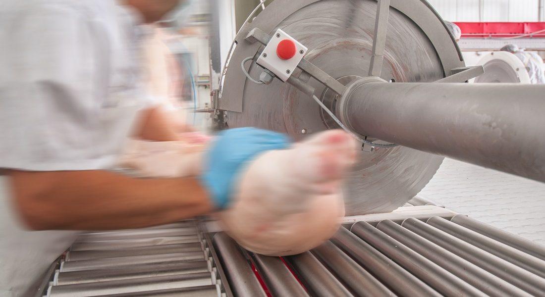 Los planes de higiene industrial deben ejecutarse en función del diseño higiénico del equipamiento de procesado de alimentos