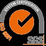 Certificado ISO 9001 Grupo Parisien