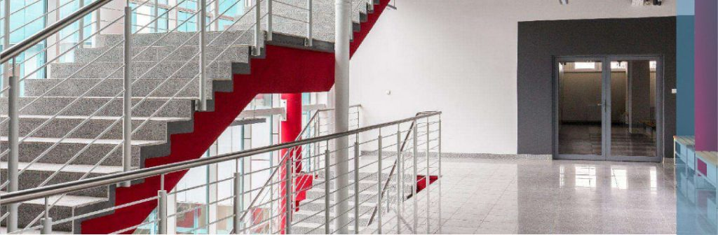 Pavimento Antideslizante, Resbaladicidad Oficinas Edificios