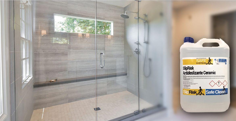 Antideslizante para duchas