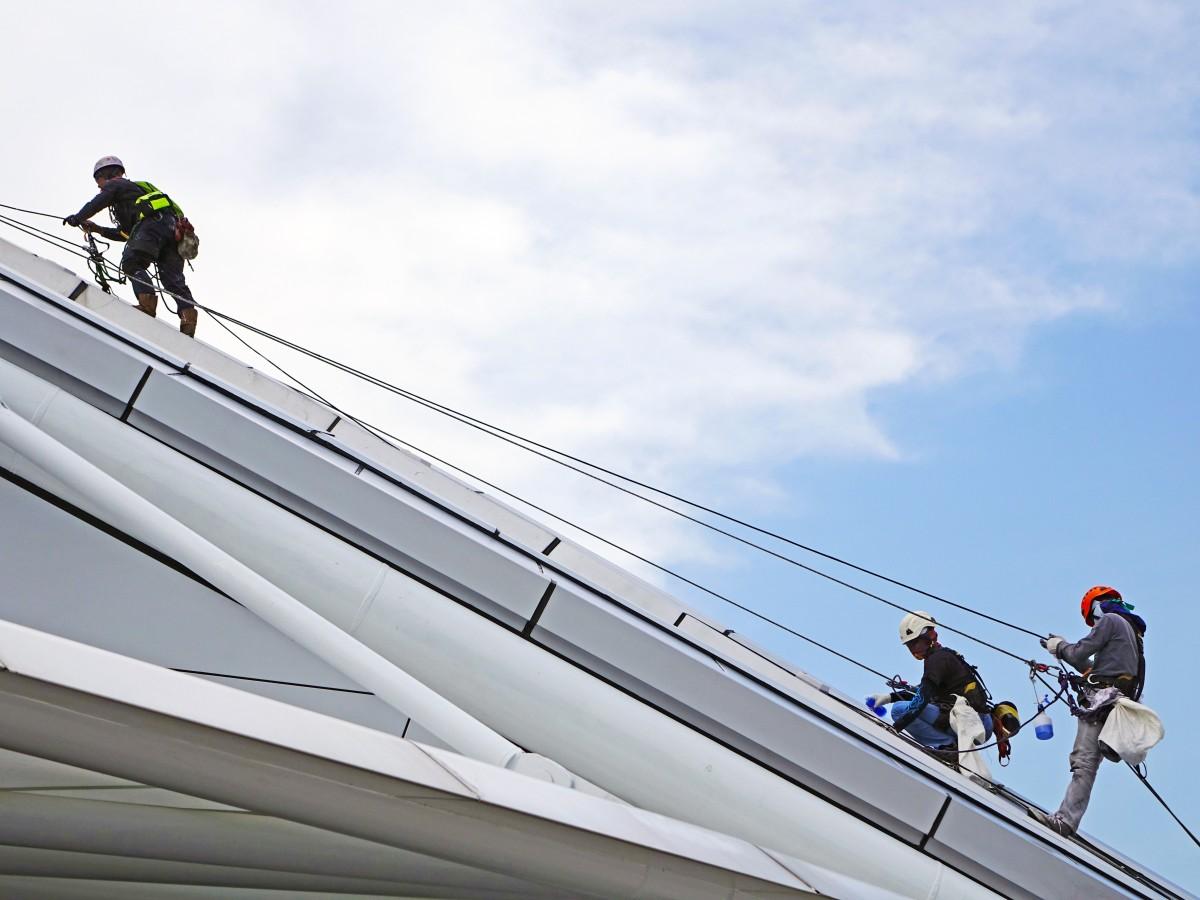 mantenimiento de cubiertas
