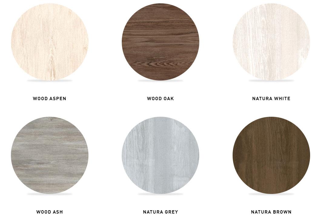 Colección Wood Techlam