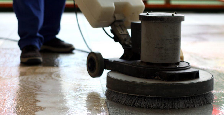 limpieza comercial de pisos