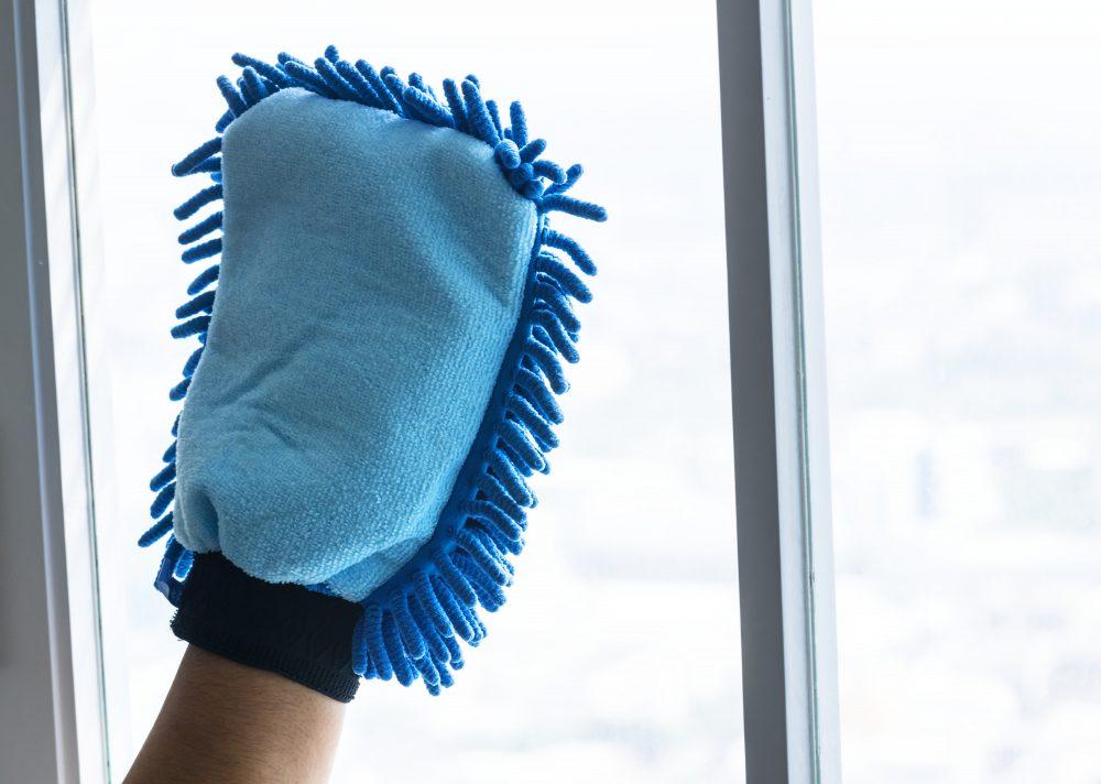 rutinas de limpieza